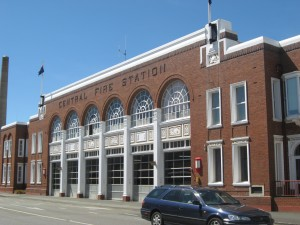 Main Fire Station