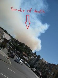 "Smoke of Death aka ""The Forrest is Burning"""