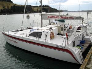 Caprice - Schiff und so