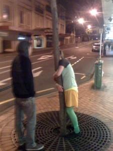 Kiwi fails @ St. Patrick's Day