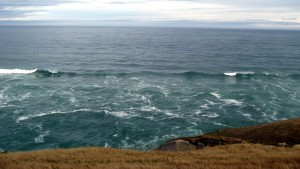 Ich mag den Pazifik irgendwie sehr
