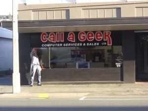 Call a Geek