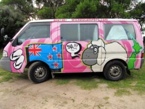 Unser Van